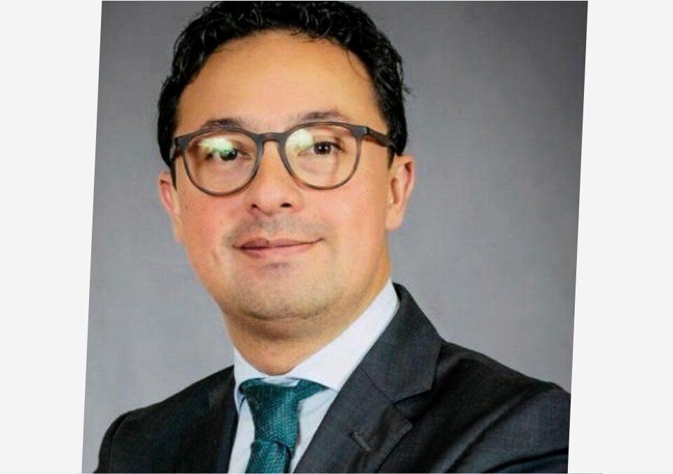 Juan Pablo Rodríguez, socio fundador RICS Management