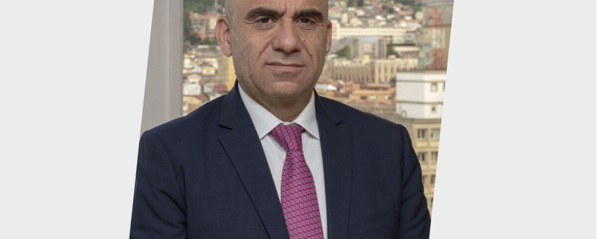 Francisco José Mejía Sendoya, presidente Banco Agrario